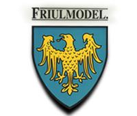 FriulModel Metal Tracks