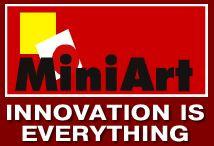 Miniart Plastic Models